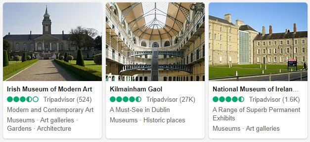 Dublin Attractions 2