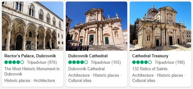 Dubrovnik Attractions 2