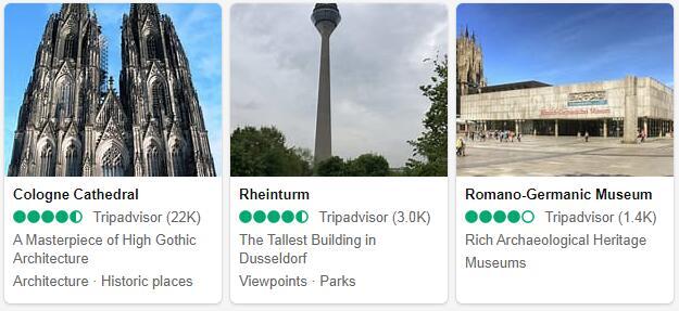 Dusseldorf Attractions