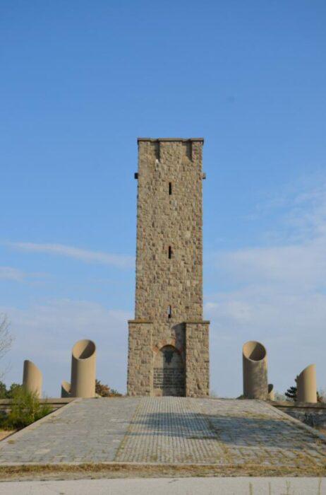 Battle of the Amselfeld Monument Kosovo