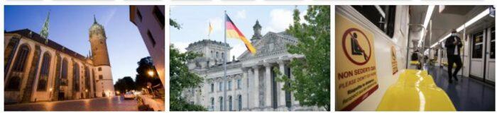 Germany Travel Warning