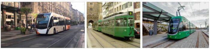 Basel, Switzerland Transportation