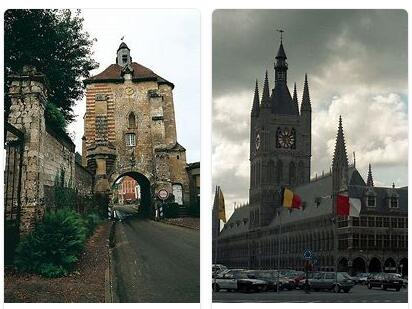 Belfries of Belgium and France (World Heritage)