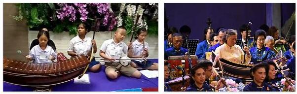 Thailand Culture and Music