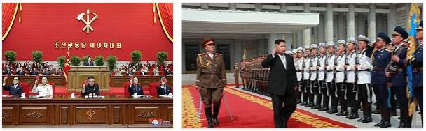 North Korea Politics